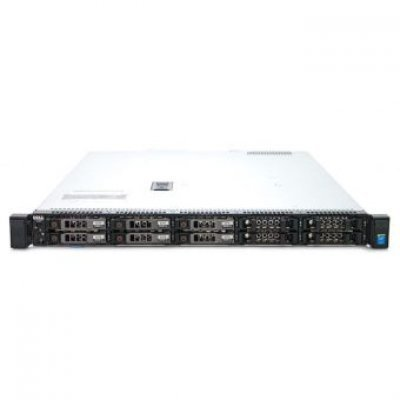 Сервер Dell PowerEdge R430 (210-ADLO-145) (210-ADLO-145) адаптер dell intel ethernet i350 1gb 4p 540 bbhf