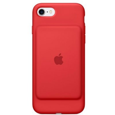 Чехол для смартфона Apple iPhone 7 красный (MN022ZM/A) чехол для смартфона apple silicone case для iphone x product red красный mqt52zm a