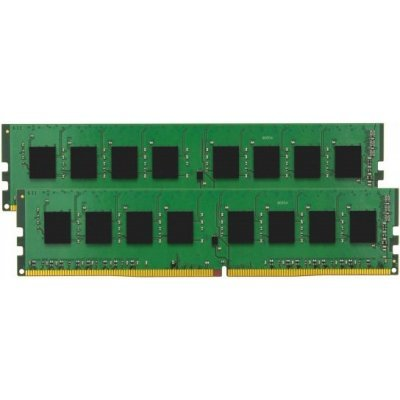 Модуль оперативной памяти ПК Kingston KVR24N17S8K2/16 16Gb DDR4 (KVR24N17S8K2/16)Модули оперативной памяти ПК Kingston<br>Kingston DIMM 16GB 2400MHz DDR4 Non-ECC CL17 (Kit of 2) 1Rx8<br>