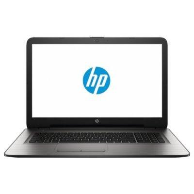 Ноутбук HP 17-y059ur (1BW71EA) (1BW71EA)Ноутбуки HP<br>Ноутбук HP17 17-y059ur 17.3 1920x1080 (IPS),AMD A8-7410 2.2GHz, 6Gb, 1Tb, DVD-RW, AMD M440 2Gb, WiFi, BT, Cam, Win10, серебристый<br>