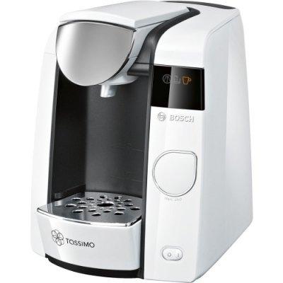 все цены на  Кофемашина Bosch Tassimo TAS4504 белый (TAS4504)  онлайн