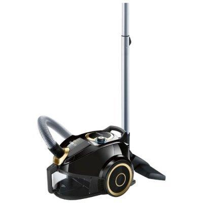 Пылесос Bosch BGS4UGOLD4 черный/золотистый (BGS4UGOLD4)Пылесосы Bosch<br>пылесос<br>сухая уборка<br>без мешка (с циклонным фильтром)<br>5.80 кг<br>работа от сети<br>потребляемая мощность 2400 Вт<br>
