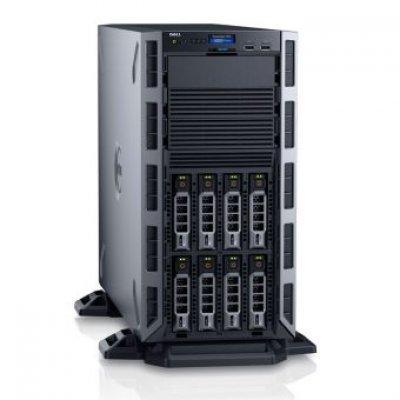 Сервер Dell PowerEdge T330 (210-AFFQ-16) (210-AFFQ-16) сервер dell poweredge t430 x16 2 5 rw h730 id8en 5720 2p 1x750w nbd