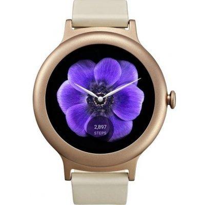 Умные часы LG Watch Style W270 розовое золото (LGW270.ACISPG)  lg watch style w270 rose gold