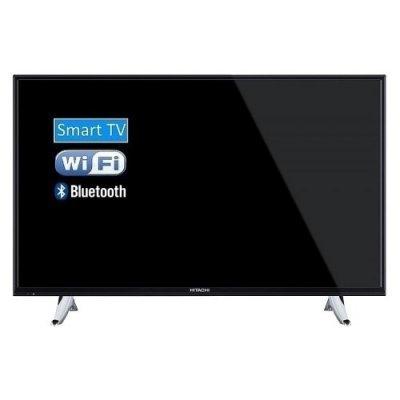 ЖК телевизор Hitachi 40 40HB6T62 (40HB6T62)ЖК телевизоры Hitachi<br>ЖК-телевизор, 1080p Full HD<br>диагональ 40 (102 см)<br>Smart TV, Wi-Fi<br>HDMI x2, USB x2<br>тип подсветки: Direct LED<br>