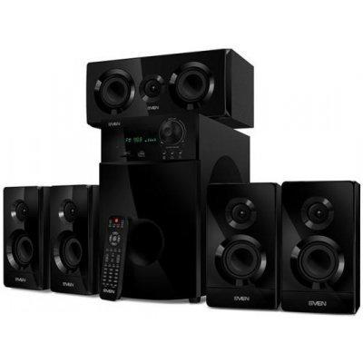 Комплект акустики SVEN HT-210 чёрный (SV-014124) акустическая система sony ht nt5 черный