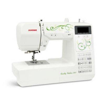 Швейная машина Janome QF 7600 (JANOME QF 7600)
