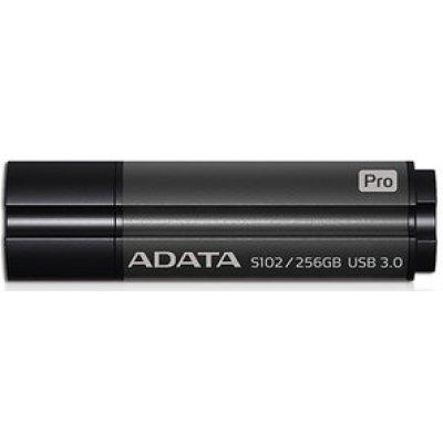USB накопитель A-Data AS102P-256G-RGY 256Gb (AS102P-256G-RGY), арт: 263942 -  USB накопители A-Data