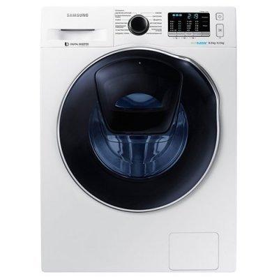 Стиральная машина Samsung WD80K5410OW (WD80K5410OW/LP) стиральная машина samsung ww80k62e07w