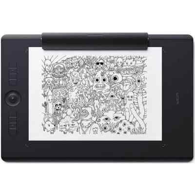 все цены на Графический планшет Wacom Intuos Pro Paper L PTH-860P-R (PTH-860P-R) онлайн