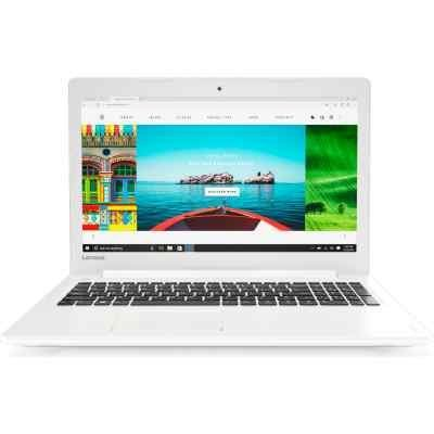 Ноутбук Lenovo IdeaPad 510-15ISK (80SR00MGRK) (80SR00MGRK)Ноутбуки Lenovo<br>Ноутбук Lenovo IdeaPad 510-15ISK Core i3 6100U/4Gb/1Tb/nVidia GeForce 940MX 2Gb/15.6/IPS/FHD (1920x1080)/Windows 10/white/WiFi/BT/Cam<br>