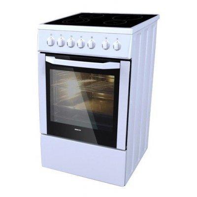 Электрическая плита Beko CSE 57100 GW белый (CSE57100 GW)