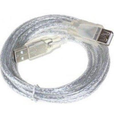 Кабель USB VCOM VUS6936-3MTP (VUS6936-3MTP) кабель удлинительный vcom usb3 0 am af 3m vus7065 3m