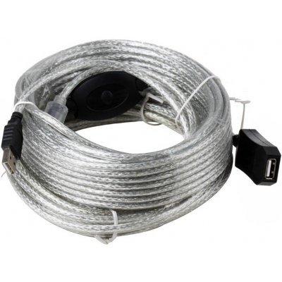 Адаптер USB VCOM VUS7049-20M (VUS7049-20M) кабель удлинительный vcom usb3 0 am af 3m vus7065 3m