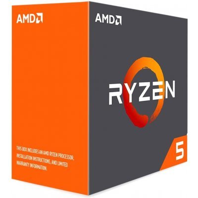 Процессор AMD Ryzen 5 1600X AM4 BOX W/O COOLER (YD160XBCAEWOF)