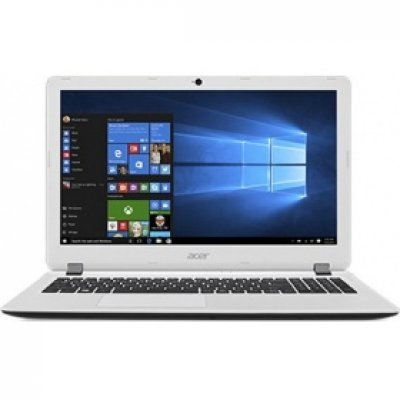 Ноутбук Acer Aspire ES1-533-P3TP (NX.GFVER.003) (NX.GFVER.003)Ноутбуки Acer<br>Ноутбук Acer Aspire ES1-533-P3TP Pentium N4200/4Gb/SSD128Gb/Intel HD Graphics 505/15.6/FHD (1920x1080)/Windows 10/black/white/WiFi/BT/Cam/3220mAh<br>
