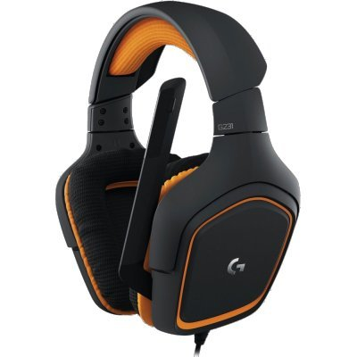 все цены на Компьютерная гарнитура Logitech G231 Prodigy Gaming Headset (981-000627) онлайн