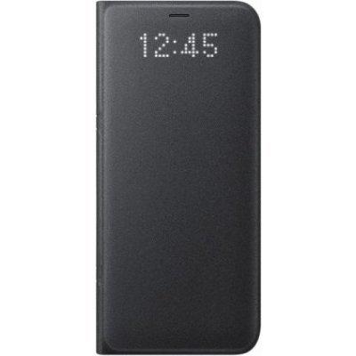 Чехол для смартфона Samsung Galaxy S8+ черный (EF-NG955PBEGRU) (EF-NG955PBEGRU) чехол клип кейс samsung protective standing cover great для samsung galaxy note 8 темно синий [ef rn950cnegru]