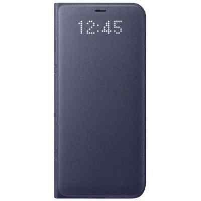Чехол для смартфона Samsung Galaxy S8 фиолетовый (EF-NG950PVEGRU) (EF-NG950PVEGRU) чехол клип кейс samsung protective standing cover great для samsung galaxy note 8 темно синий [ef rn950cnegru]