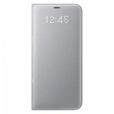Чехол для смартфона Samsung Galaxy S8+ серебристый (EF-NG955PSEGRU) (EF-NG955PSEGRU) чехол клип кейс samsung protective standing cover great для samsung galaxy note 8 темно синий [ef rn950cnegru]