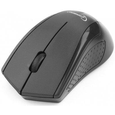 Мышь Gembird MUSW-305 черный (MUSW-305) cтяжка пластиковая gembird nytfr 150x3 6 150мм черный 100шт