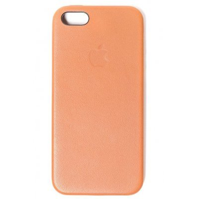 Чехол для смартфона Apple iPhone 5/5s/SE MNYW2ZM/A светло-коричневый (MNYW2ZM/A) apple mnyw2zm a iphone se leather case saddle brown zml