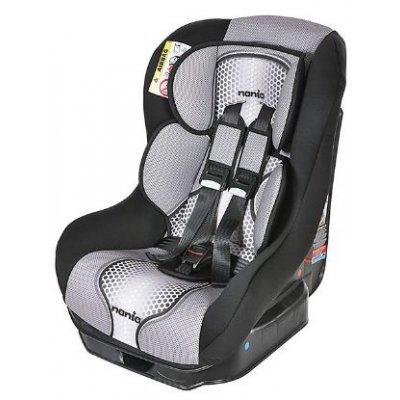 Детское автокресло Nania Driver FST (pop black) от 0 до 18 кг (0+/1) (46901), арт: 264434 -  Детские автокресла Nania