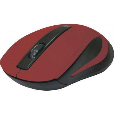 где купить Мышь Defender MM-605 красный (52605) дешево