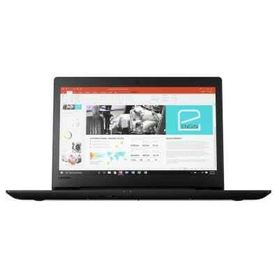 Ноутбук Lenovo V110-17ISK (80VM000VRK) (80VM000VRK)Ноутбуки Lenovo<br>Ноутбук Lenovo V110-17ISK Core i3 6006U/4Gb/1Tb/DVD-RW/Intel HD Graphics/17.3/HD+/Windows 10 Professional/black/WiFi/BT/Cam<br>