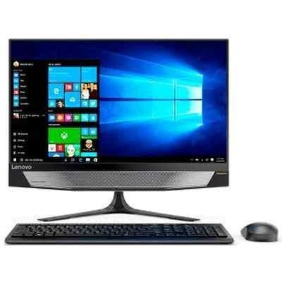 Моноблок Lenovo IdeaCentre 720-24IKB (F0CM0035RK) (F0CM0035RK)Моноблоки Lenovo<br>Моноблок Lenovo IdeaCentre 720-24IKB 23.8 UHD i5 7400/16Gb/1Tb 7.2k/SSD128Gb/GTX960A 2Gb/Windows 10/GbitEth/WiFi/BT/клавиатура/мышь/Cam/черный 3840x2160<br>