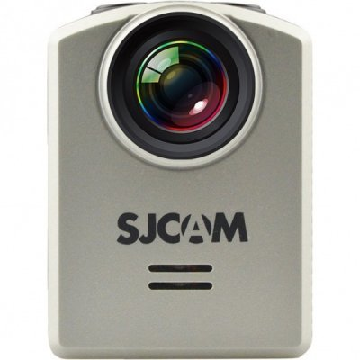 Экшн камера SJCAM M20 серебристый (SJM20SILVER) экшн камера sjcam m20 sjm20black