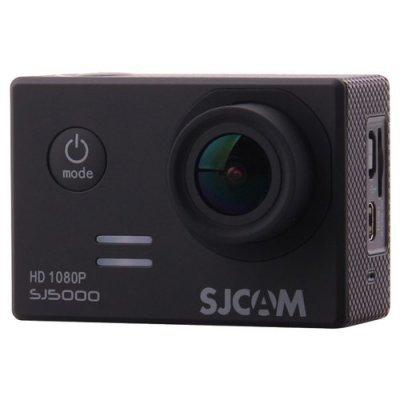 Экшн камера SJCAM SJ5000 черный (SJ5000WIFIBLACK) sjcam sj5000 plus black экшн камера