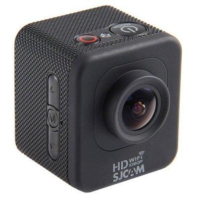Экшн камера SJCAM M10 WiFi Сube Mini черный (M10 WIFI) экшн камера sjcam m20 sjm20black