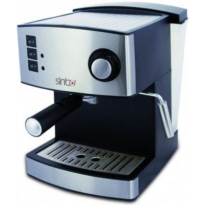 Кофеварка Sinbo SCM 2944 черный (SCM 2944)Кофеварки Sinbo<br>Кофеварка эспрессо Sinbo SCM 2944 850Вт черный<br>