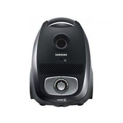 Пылесос Samsung SC24LVNJGBB черный (VC24LVNJGBB/EV) пылесос samsung sc 4740