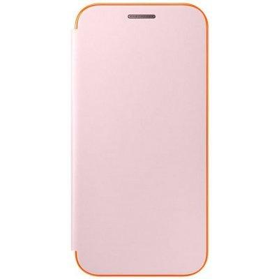 Чехол для смартфона Samsung Galaxy A3 (2017) SM-A320F розовый (EF-FA320PPEGRU) клип кейс ibox blaze для samsung galaxy a3 2016 черный