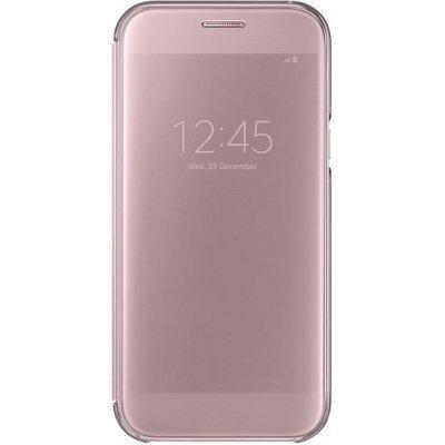 все цены на  Чехол для смартфона Samsung Galaxy A5 (2017) SM-A520F розовый (EF-ZA520CPEGRU)  онлайн