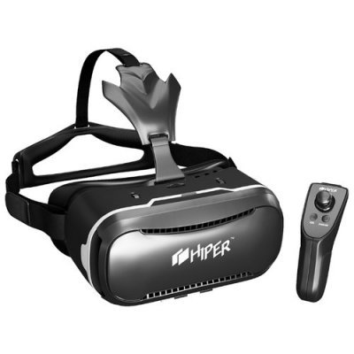 Очки виртуальной реальности HIPER VRQ+ (VRQ+) очки виртуальной реальности для консолей