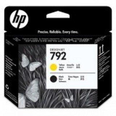 Печатающая головка HP 792 Yellow and Black Printhead (CN702A) hp cn624ae yellow