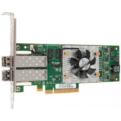 Сетевая карта для сервера Lenovo ThinkServer QLE2672 PCIe 16Gb 2-port FC (4XC0F28745) (4XC0F28745) сетевая карта lenovo thinkserver i350 t4 anyfabric 1gb 4 port base t ethernet adapter by intel 4xc0f28740 4xc0f28740