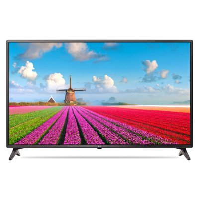 ЖК телевизор LG 49 49LJ610V (49LJ610V) телевизор lg 49 49lh595v led full hd smart tv черный