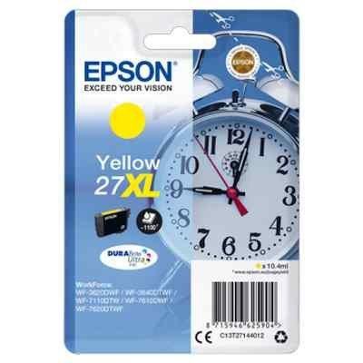 Картридж для струйных аппаратов Epson C13T27144022 желтый для Epson WF7110/7610/7620 (1100стр.) (C13T27144022) procolor continuous ink supply system ciss europe area 27 t2701 for epson wf 7110 wf7110 wf 7110 7110dtw wf 7110dtw wf7110dtw