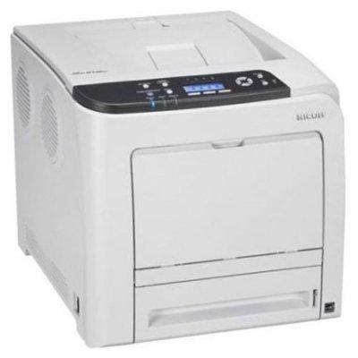 Цветной лазерный принтер Ricoh SP C340DN (916916) ricoh sp 311dnw лазерный принтер