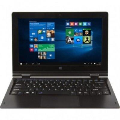 Ультрабук-трансформер Irbis NB12 черный (NB12) планшет irbis tw70 intel atom z3735g 1 83 ghz 2048mb 32gb wi fi bluetooth gps cam 10 1 1280x800 windows 10