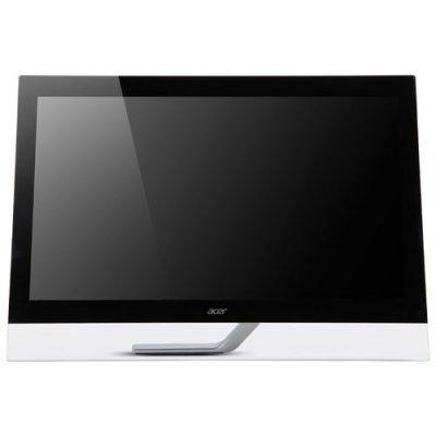 Монитор Acer 23 T232HLAbmjjcz (T232HLAbmjjcz)Мониторы Acer<br>ЖК-монитор с диагональю 23<br>тип матрицы экрана TFT IPS<br>разрешение 1920x1080 (16:9)<br>подключение: VGA, HDMI, MHL<br>яркость 300 кд/м2<br>время отклика 5 мс<br>встроенные динамики<br>USB-хаб<br>