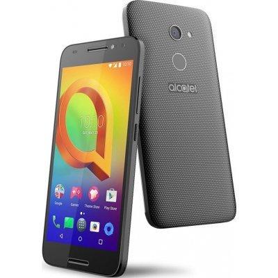 Смартфон Alcatel A3 5046D 16Gb черный (5046D-2CALRU1) мобильный телефон philips xenium e116 черный моноблок 2sim 2 4 240x320 0 3mpix bt gsm900 1800 gsm1900 mp3 fm microsd max32gb
