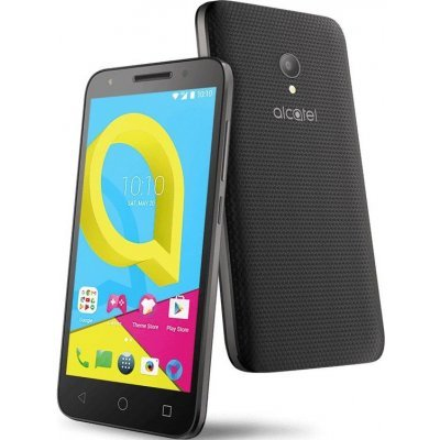 Смартфон Alcatel U5 5044D 8Gb серый (5044D-2AALRU1) смартфон alcatel idol 5 4g ds metal blackb 6058d