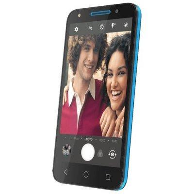 Смартфон Alcatel U5 5044D 8Gb синий (5044D-2CALRU1) смартфон alcatel u5 5044d 8гб синий