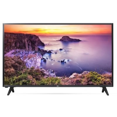 ЖК телевизор LG 43 43LJ500V черный (43LJ500V)