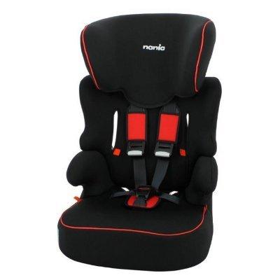 Детское автокресло Nania Beline SP ECO (red) от 9 до 36 кг (1/2/3) (295216) детское автокресло nania 83135 cosmo sp pink
